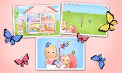 Sweet Baby Girl - Dream House - 5 in 1 Mini Games screenshot 5/6