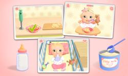 Sweet Baby Girl - Dream House - 5 in 1 Mini Games screenshot 6/6