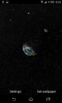 Live Wallpaper Solar System 3D  screenshot 1/6