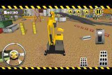 Excavator Construction Driving screenshot 3/5