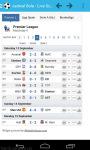 Football Score - Live Score screenshot 2/5