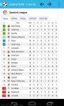 Football Score - Live Score screenshot 3/5