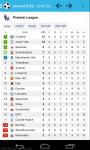 Football Score - Live Score screenshot 5/5