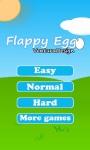 Flappy Egg screenshot 1/3
