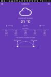 Easy Weather Deluxe screenshot 1/5
