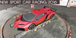 Sport Car Racing 2016 screenshot 1/4