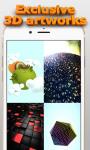 3D Backgrounds - HQ Wallpapers screenshot 3/5