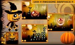 Halloween Fortune knight Run screenshot 1/5