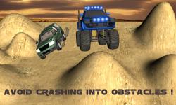 Monster Truck Hill Climb screenshot 1/3