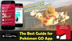 Best Guide for Pokémon Go screenshot 1/3