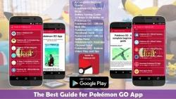 Best Guide for Pokémon Go screenshot 2/3