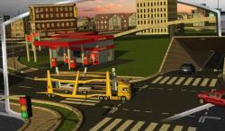 3D Car Transport Trailer  only screenshot 1/6