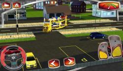 3D Car Transport Trailer  only screenshot 3/6