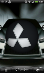 Mitsubishi 3D Logo Live Wallpaper screenshot 2/6