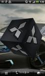 Mitsubishi 3D Logo Live Wallpaper screenshot 3/6