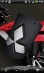 Mitsubishi 3D Logo Live Wallpaper screenshot 4/6