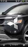 Mitsubishi 3D Logo Live Wallpaper screenshot 5/6