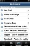 Firefox Home screenshot 1/1