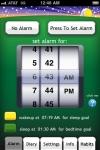 Proactive Sleep Alarm Clock screenshot 1/1