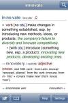 New Oxford American Dictionary (audio) screenshot 1/1