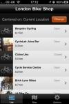 London Bike Shop screenshot 1/1