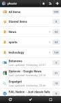 gReader - Google Reader screenshot 1/5