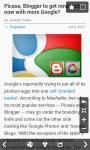 gReader - Google Reader screenshot 4/5