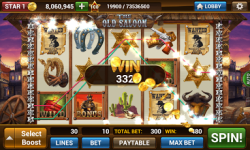 Slots Deluxe - Slot Machines by IGG.COM screenshot 3/5