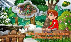 Free Hidden Object Games - Night before Christmas screenshot 2/4