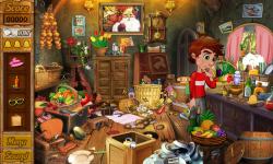 Free Hidden Object Games - Night before Christmas screenshot 3/4