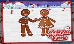 Christmas House Puzzle screenshot 5/5