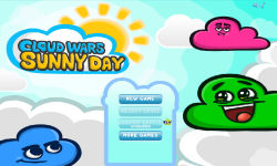 Cloud Wars Sunny Day screenshot 1/3