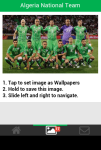 Algeria National Team Wallpaper screenshot 4/5