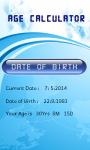 New Age calculator screenshot 4/4