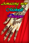 Amazing new Mehndi Designs screenshot 1/3