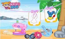Design My Princess Swimsuit screenshot 3/4