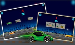 Speedy jumpy car rush screenshot 3/4