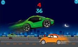 Speedy jumpy car rush screenshot 4/4