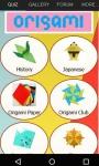 Origami Club - Manual Learn How To Make Paper Art screenshot 1/3