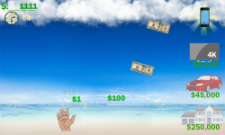 Raining Money screenshot 2/3