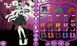 Monster High Amanita Nightshade screenshot 1/3