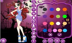 Monster High Amanita Nightshade screenshot 2/3