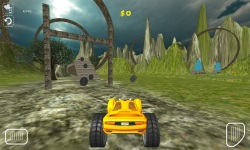 Stunts Car 3: Powerfull Jump screenshot 2/6