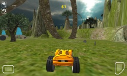 Stunts Car 3: Powerfull Jump screenshot 3/6