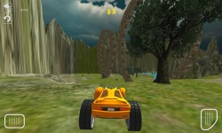 Stunts Car 3: Powerfull Jump screenshot 4/6