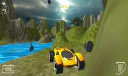 Stunts Car 3: Powerfull Jump screenshot 5/6