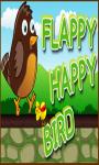 Flappy Happy Bird - Cute screenshot 1/1