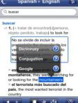 Collins Pro Spanish-English Translation Dictionary screenshot 1/1