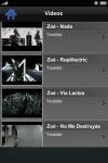 Zoe Fans screenshot 4/4