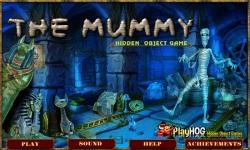 Free Hidden Object Games - The Mummy screenshot 1/4